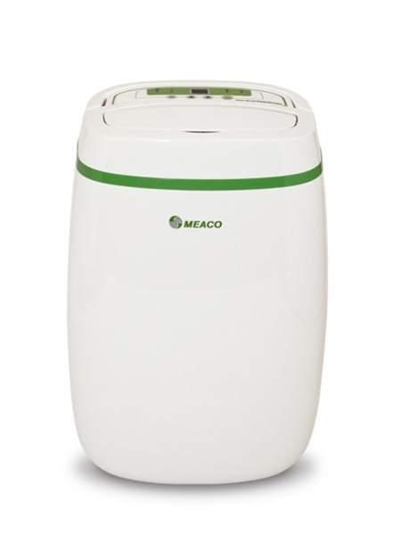 Energooszczędny osuszacz powietrza Meaco